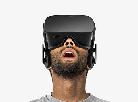 Oculus Rift Launched